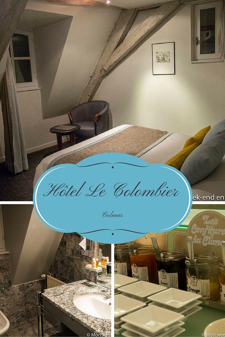 Hôtel en Alsace - Hôtel Le Colombier à Colmar