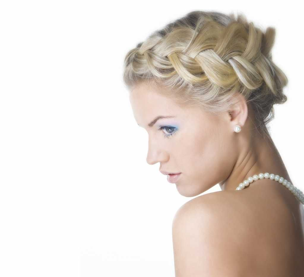 Bridal hairstyle for thin hair :: one1lady.com :: #hair #hairs ...