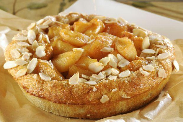 Esta torta de maçã é sucesso na Ale Tedesco Backery Shop, em São Paulo, e é uma ótima opção para a sobremesa da ceia de Natal.
