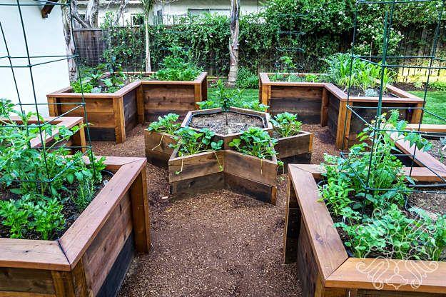Raised Garden Bed Ideas Yard Decor For Every Season Garden Layout