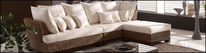 Rattan Sectional Sofa Indoor Couch Sofa Gallery Pinterest