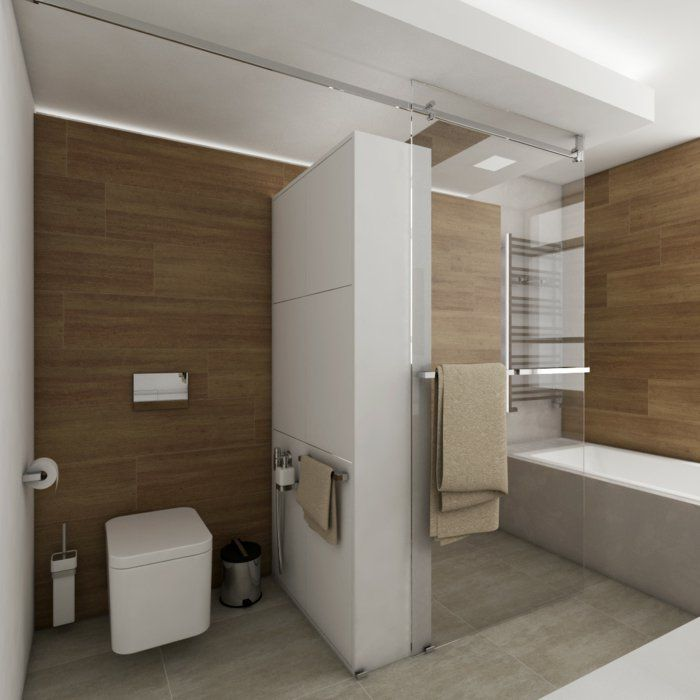 Beaucoup Didées En Photos Pour Une Salle De Bain Beige Salle De - Couleur mur salle de bain