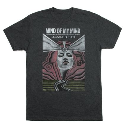 Mind of My Mind mens literary t-shirt | Outofprintclothing.com