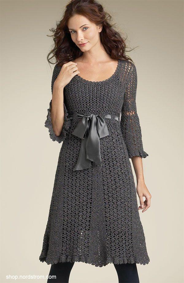 MyPicot   Patrones de ganchillo gratis   ropa en crochet   Pinterest ...