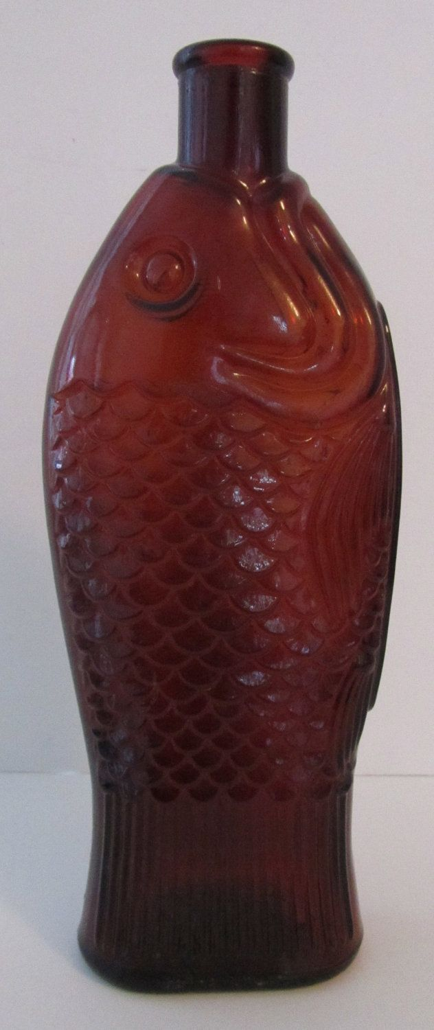1922-1923 Eli Lilly and Company Cod Liver Oil Fish Bottle The Doctor ...