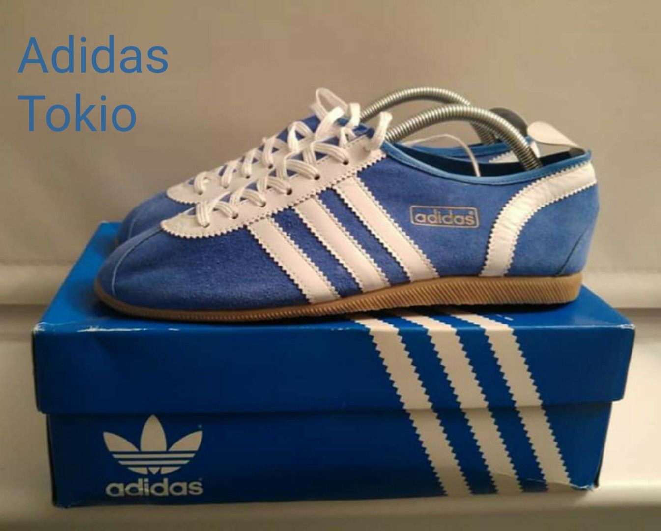 outlet store 56d72 cd699 A wonderful pair of vintage Adidas Tokio, made in Japan