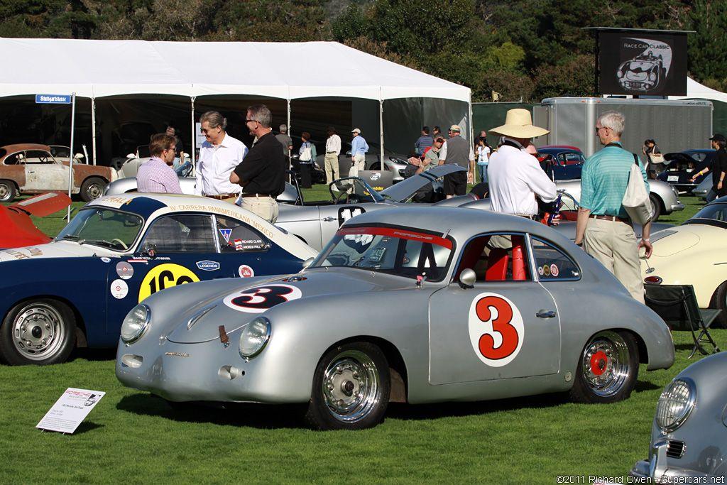 1953 Porsche 356 'Pre-A' Coupé 50520