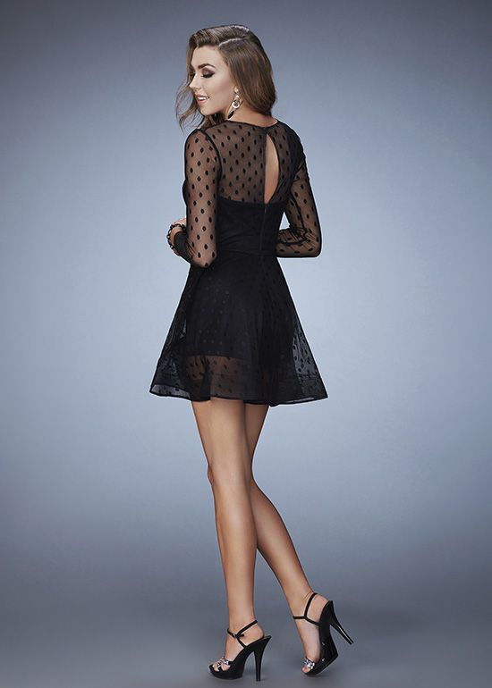 La femme fashion dresses uk sale