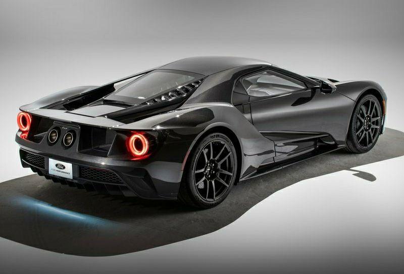2020 Ford Gt 2020 Arabalar