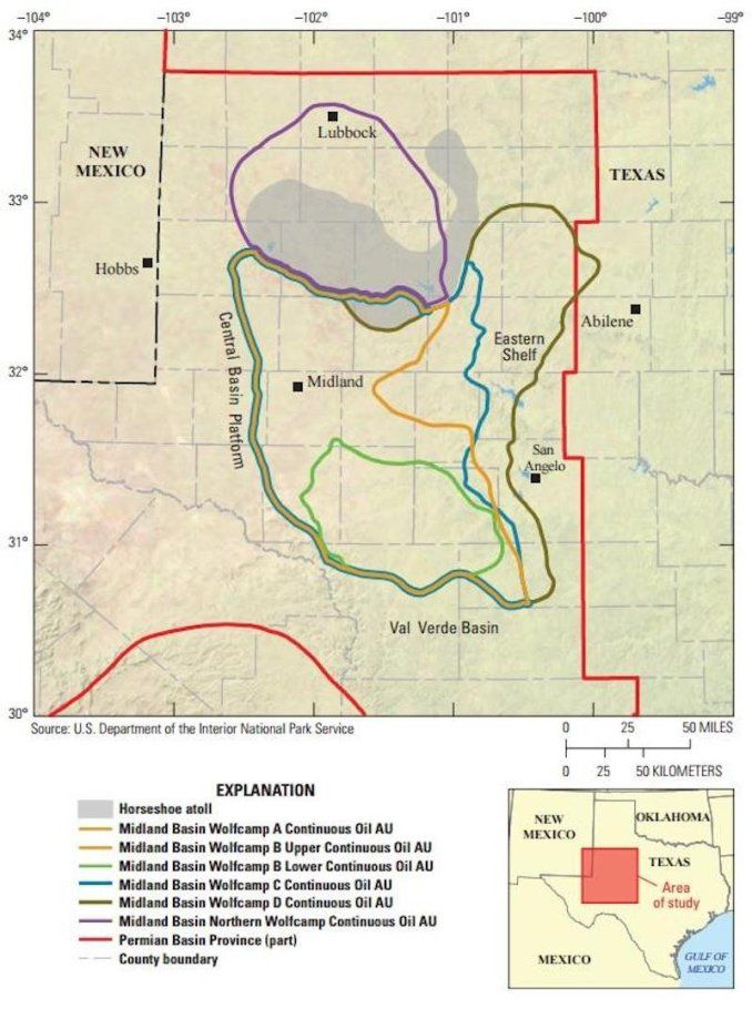 A brief history of Texas oil & gas   STEER