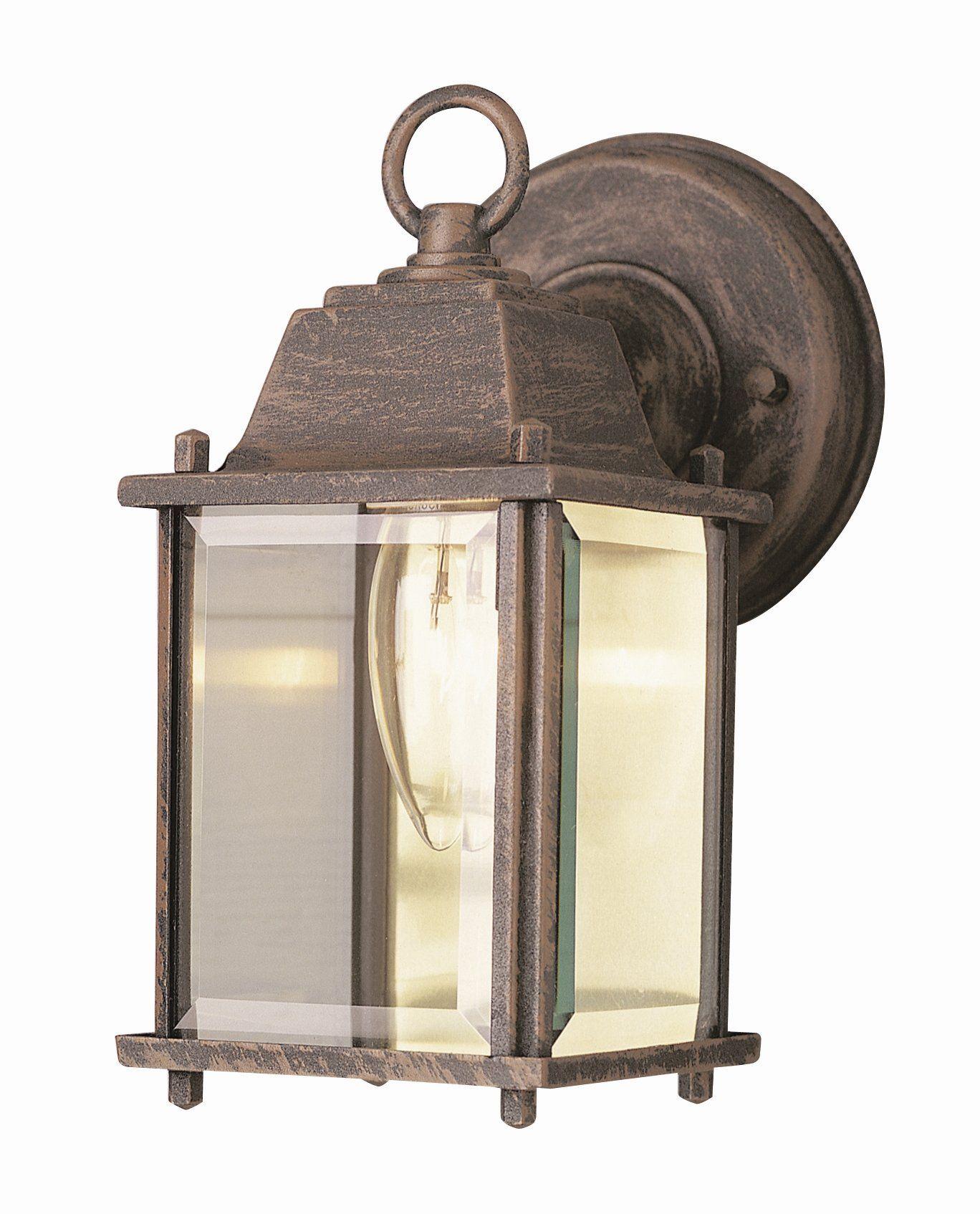 Catanzaro 1 Light Outdoor Wall Lantern