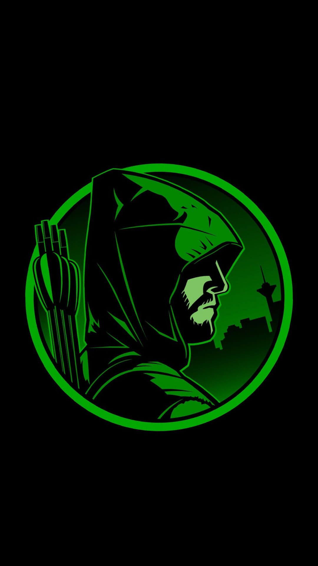 Arrow IPhone 6 Background
