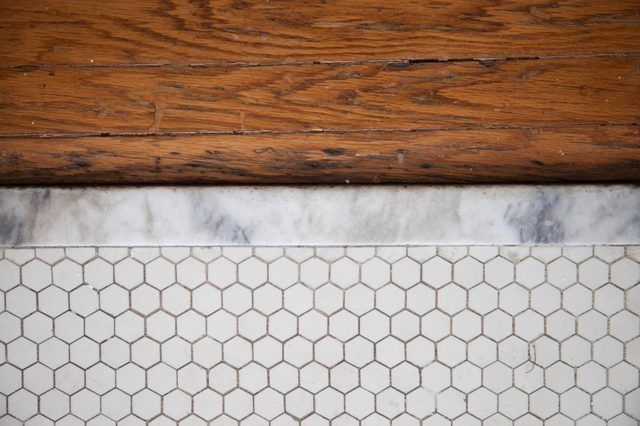 How To Install A Marble Threshold Mass House Marble