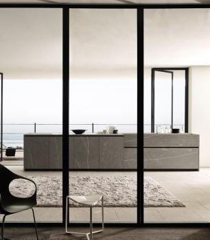 Design di Cucine, bagni e soggiorni moderni MODULNOVA - Progetto ...