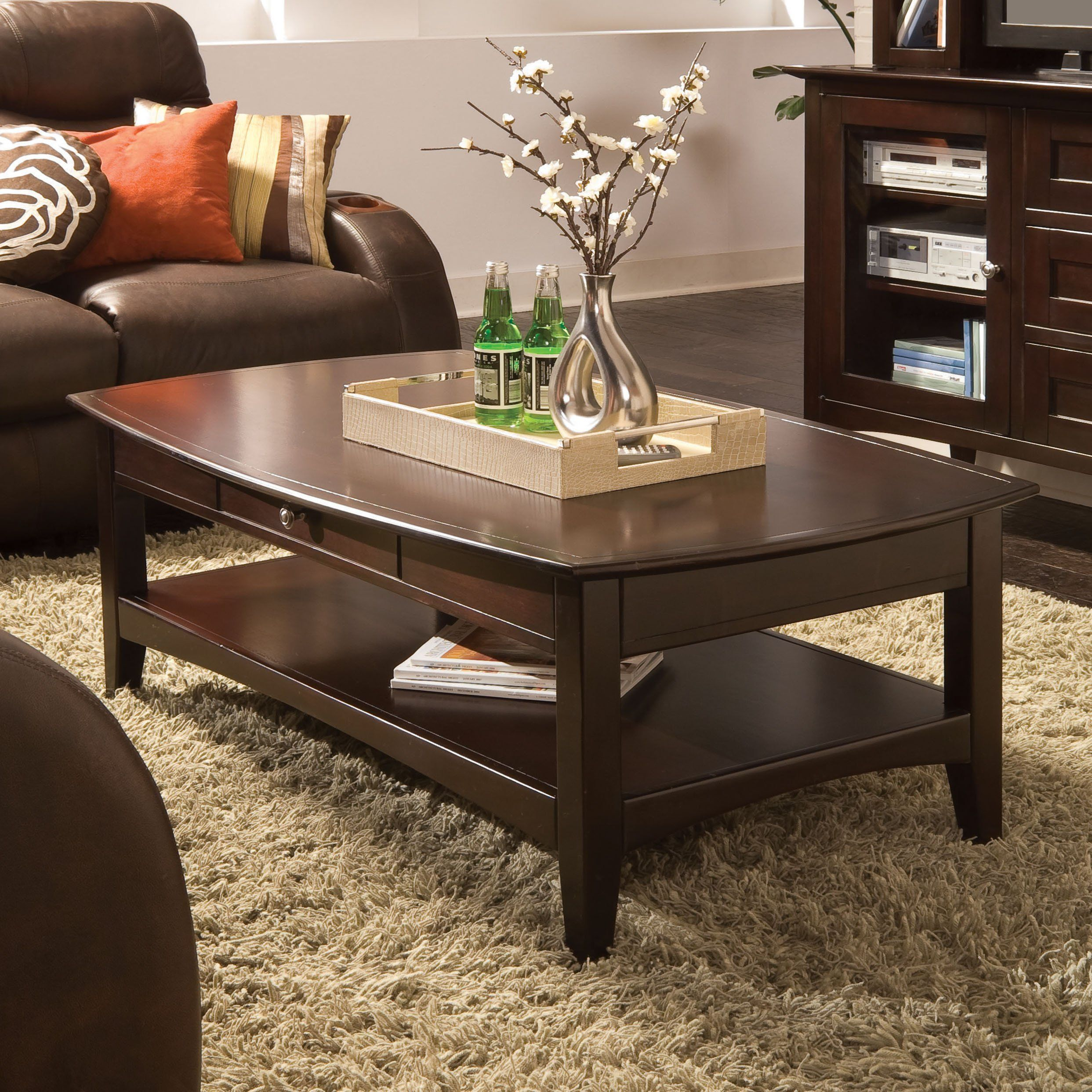 Have to have it. Brampton Hill Newport Coffee Table - $469.99 @hayneedle