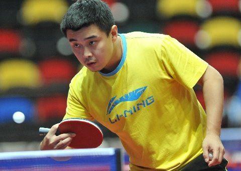 Wang Hao Table Tennis Mens Tops Mens Tshirts