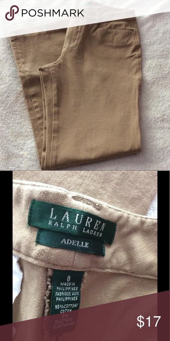 Lauren Ralph Lauren Adelle Jeans Lauren Ralph Lauren Adelle Jeans, Size 8, 95% Cotton, 5% Elastane, good condition. Lauren Ralph Lauren Jeans