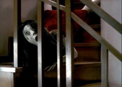 The Girl on the Stair « Vampyre Fangs