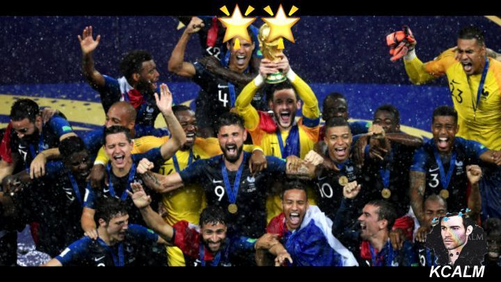 1998-2018 Champion du monde  Croatia can be proud you have been an incredible opponent! you are the winners too we love you ! #worldcup2018 #championdumonde2018 #worldcupedit #France #equipedefrance #lloris #griezmann #mbappe #pogba #pavard #umtiti #hernandez #varane #giroud #kante #matuidi #deschamps #tolisso @equipedefrance