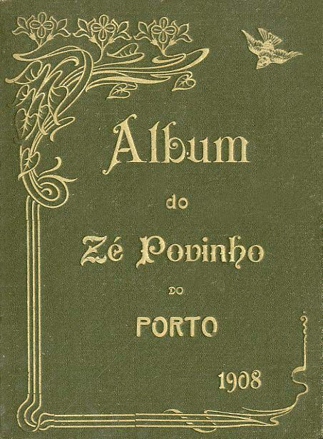ALBUM DO ZE POVINHO - ALBUM DO ZE POVINHO