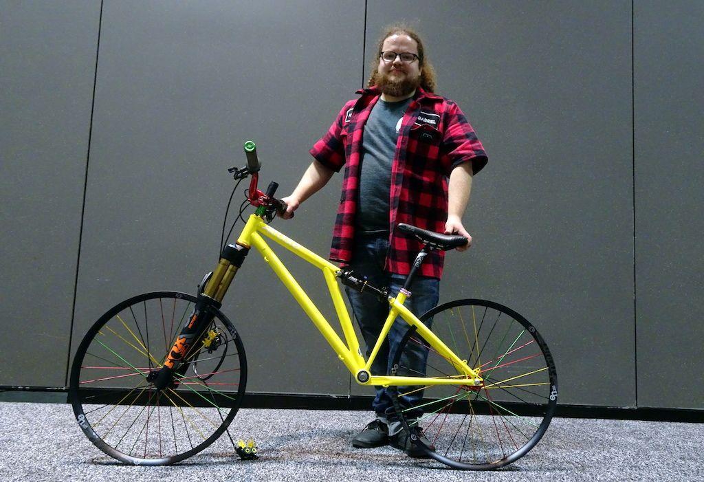 North American Handmade Bicycle Show 2018 Bicycle Tandem Bike