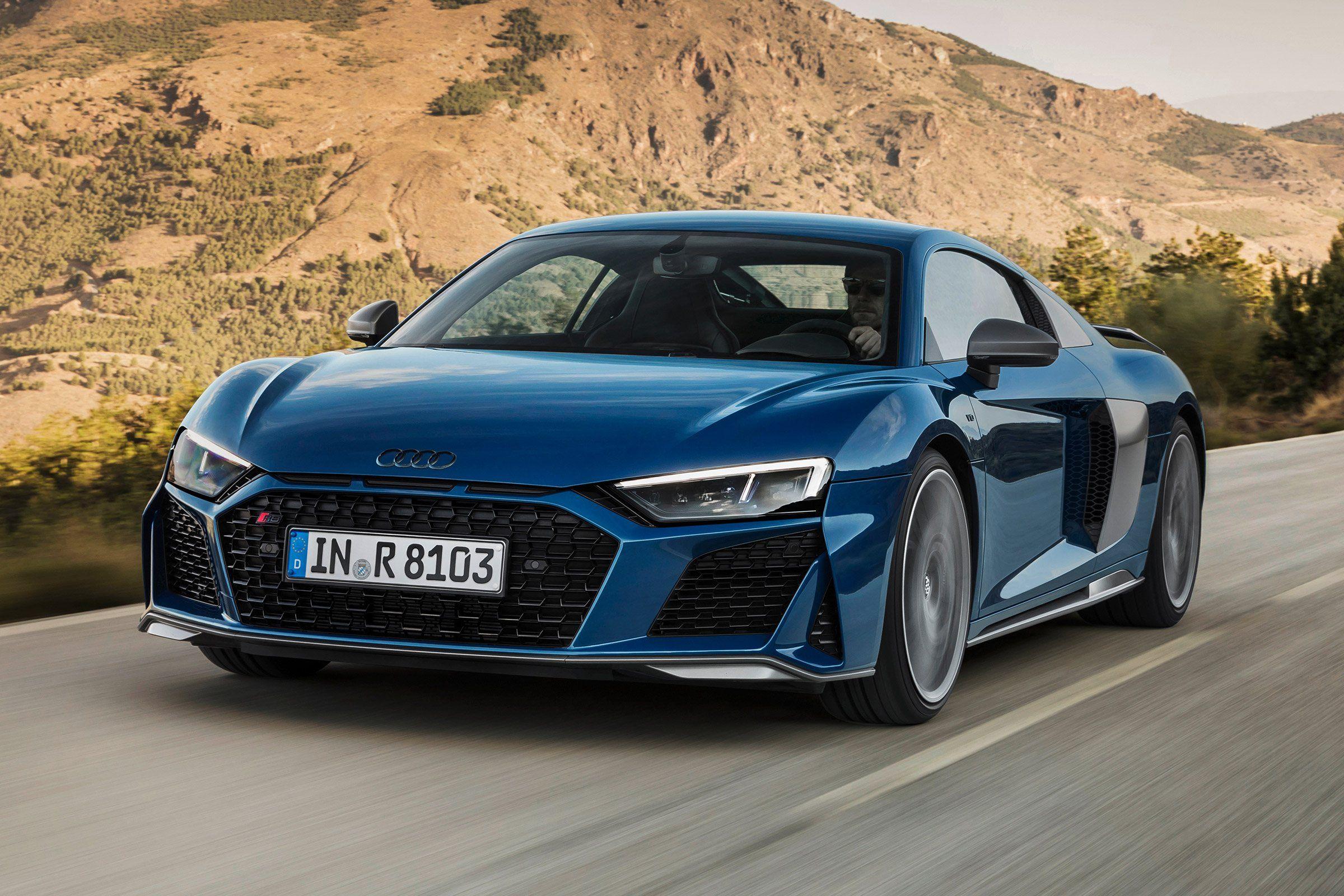 2021 Audi R8 V10 Spyder Review In 2020 Audi R8 Gt Audi R8 Audi R8 V10