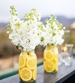 When life gives you lemons, we say make a trendy citrus bouquet! ~ Proflowers