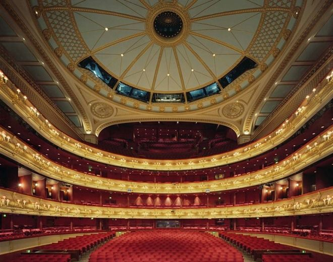 salle spectacle londres