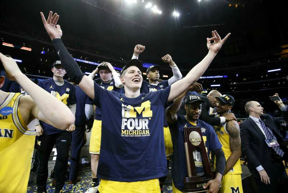 Pin by Eric on Final 4's Michigan Basketball College