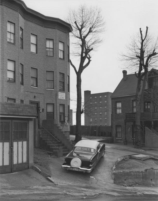 George Tice. Car for Sale, Paterson, NJ, 1969. | Street-art ...