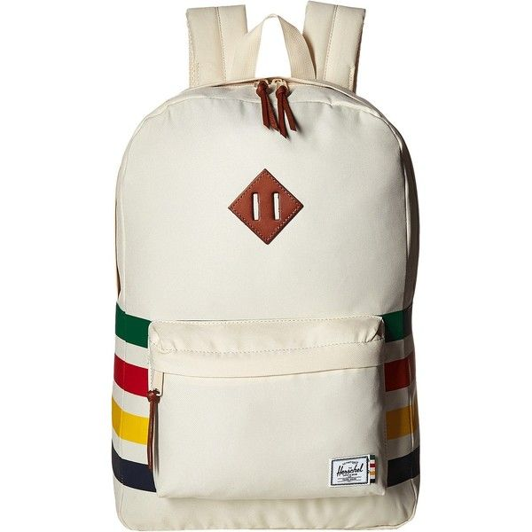 Herschel Supply Co. Heritage (HBC Offset Stripe) Backpack Bags ( 60 ... 920be484a5463