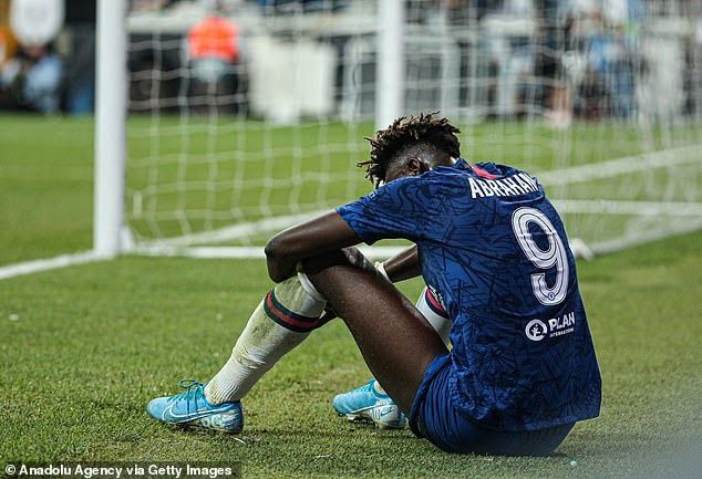 Chelsea vow to take 'strongest possible action' against supporters who racially abused Tammy Abraham on social media