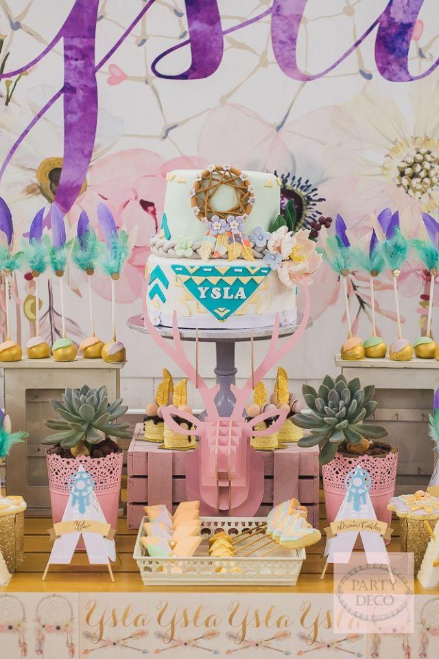 Kidchella Birthday Cakes
