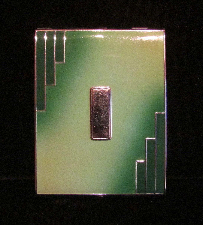 Vintage Cigarette Case PITILLERAS MECHEROS Y PIPAS
