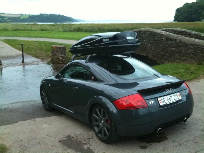 Tt Roof Rack Google Search Audi Tt Audi Mk1