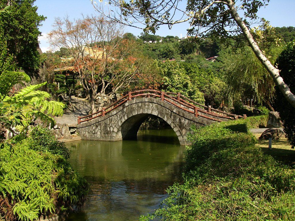 Shuangxi Park And Chinese Garden Taipei For Amazing Chinese Garden Design  Ideas