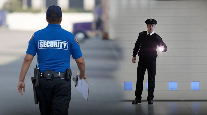 Different Types Private Security
