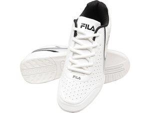 shop of fila mens casual shoes fierce 6114 white  black