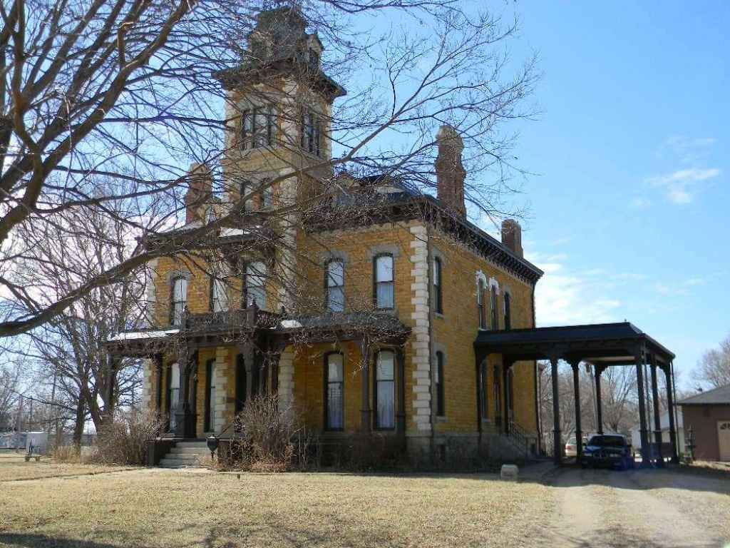 abandoned houses for sale in kansas