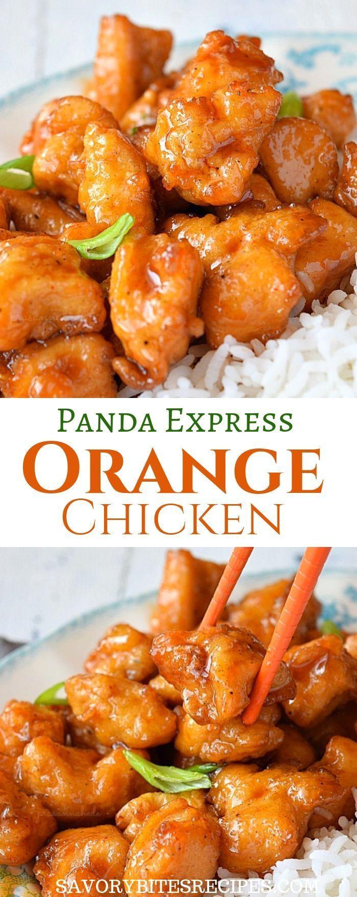 Photo of Orange Chicken (Panda Express Copycat) Recipe