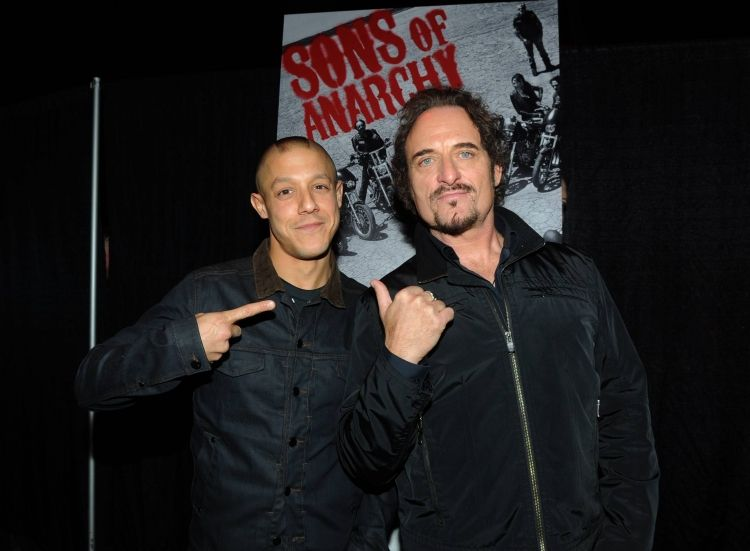 Photos Sons Of Anarchy Cast Turns Out For Hurricane Sandy Benefit Theo Rossi Sons Of Anarchy Cast Sons Of Anarchy