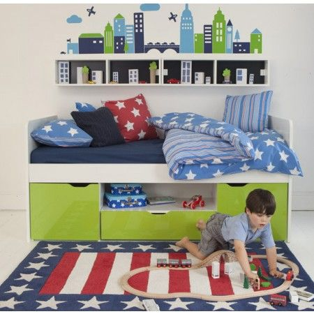Southside Cabin Bed | Space Saving Cabin Beds for Boys \u0026 Girls | ASPACE & Southside Cabin Bed | Space Saving Cabin Beds for Boys \u0026 Girls ...