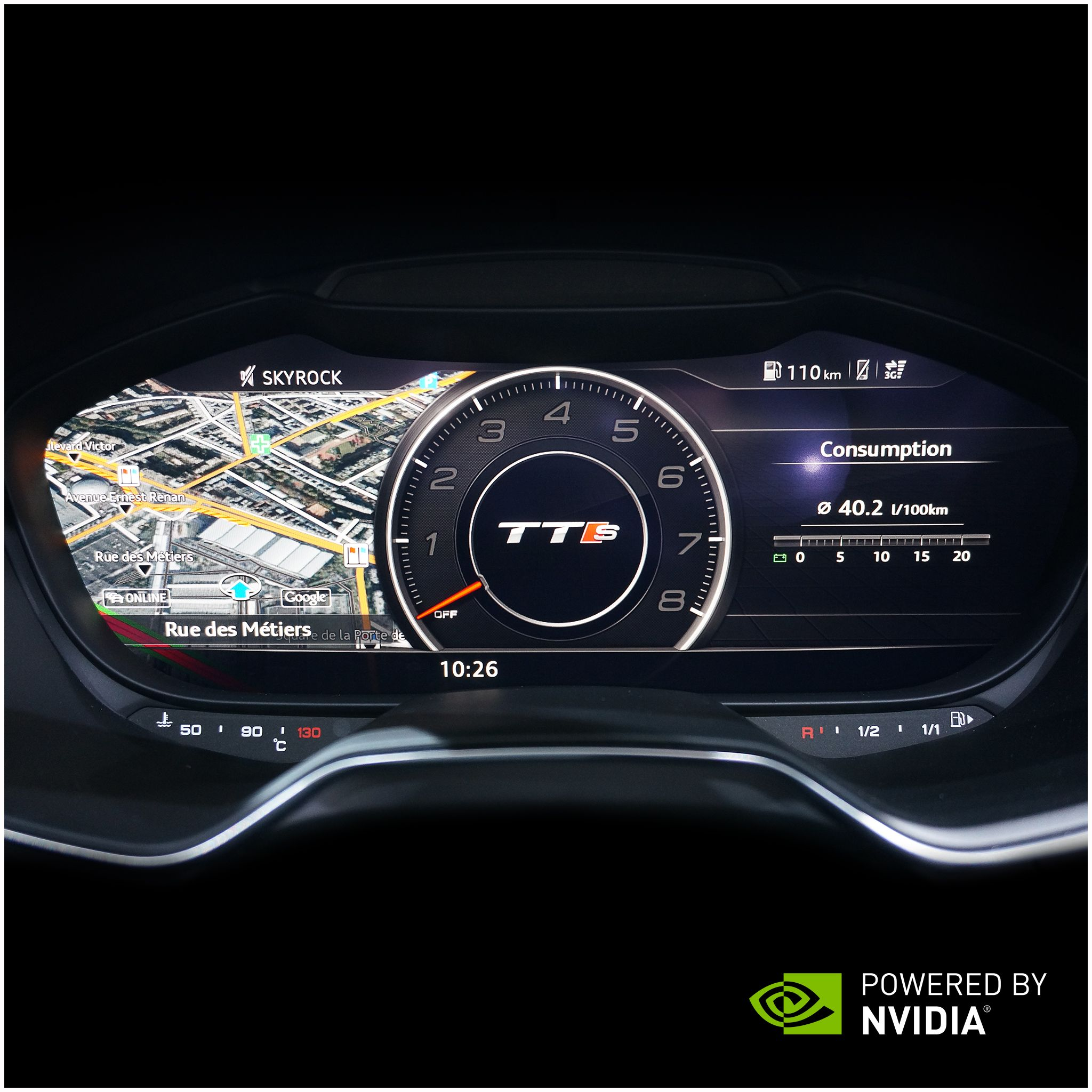 Bmw I8 Dashboard: Get Behind The Wheel Of The Latest Audi TTS To Check Out