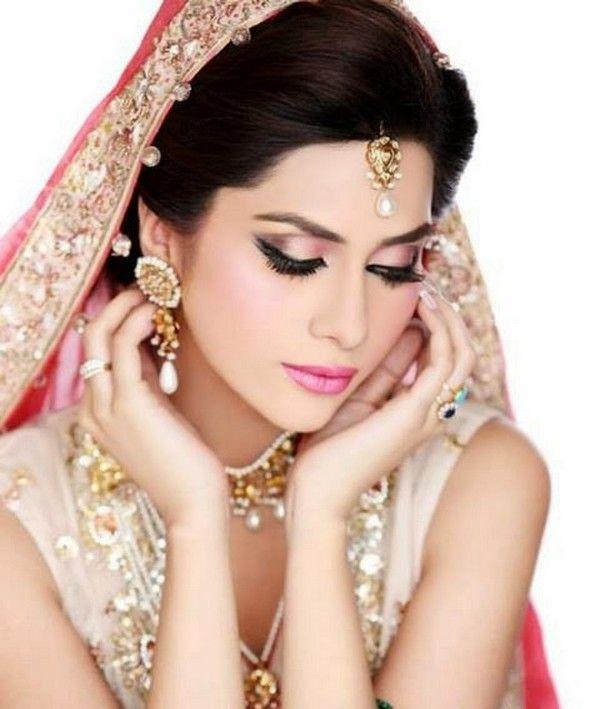 Bridal Face Makeup