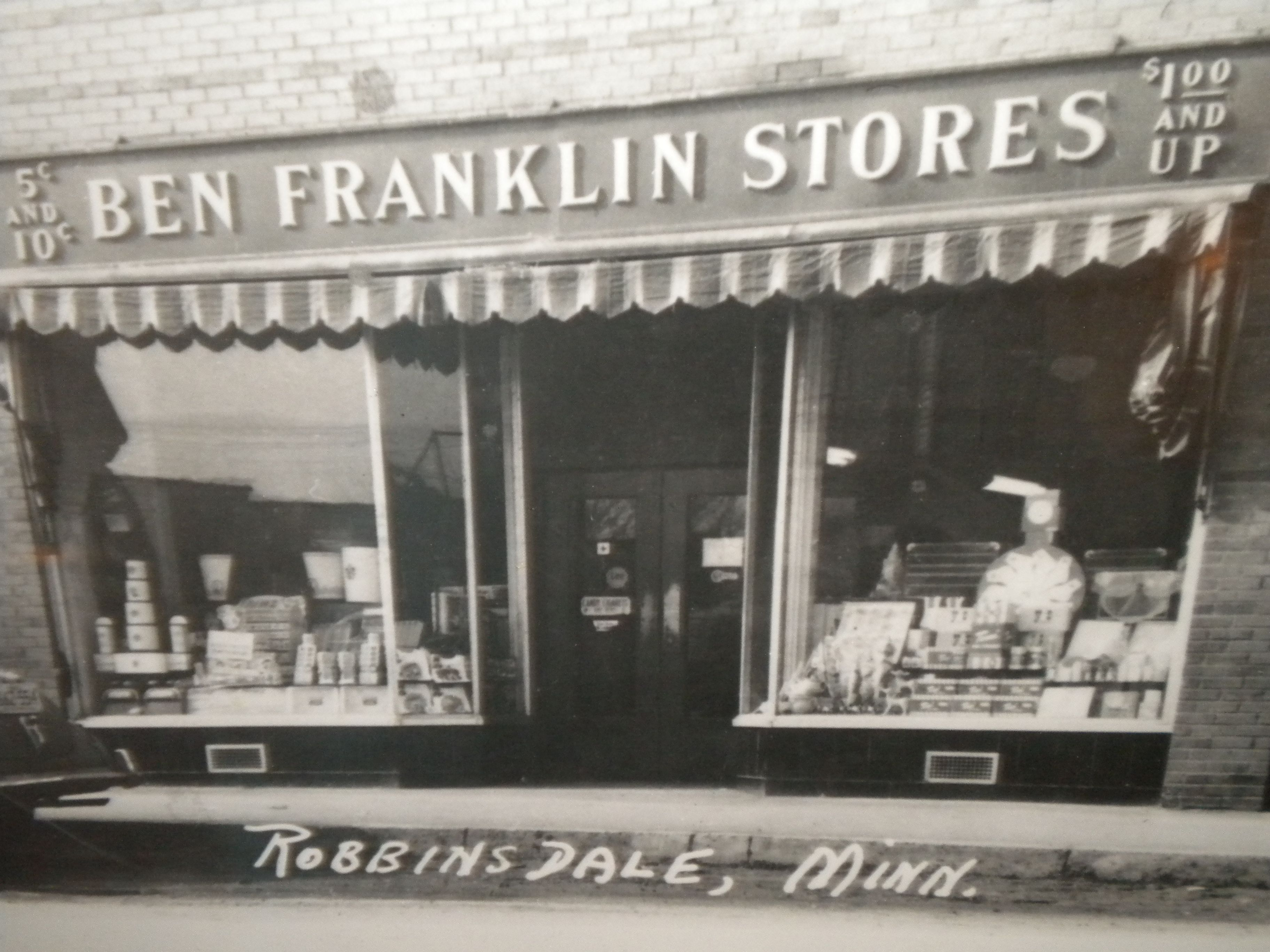 My Mom worked in Ben Franklin 5 & 10 for many years in Pompton Lakes,