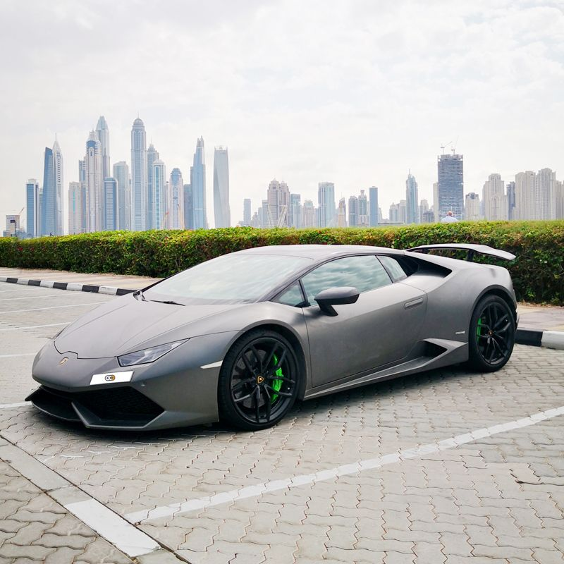 Drive The 2018 Lamborghini Huracan Coup In Dubai For Only Aed