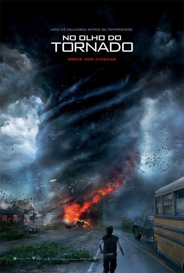 No Olho Do Tornado Teve Divulgado Novo Trailer E Cartaz Nacional