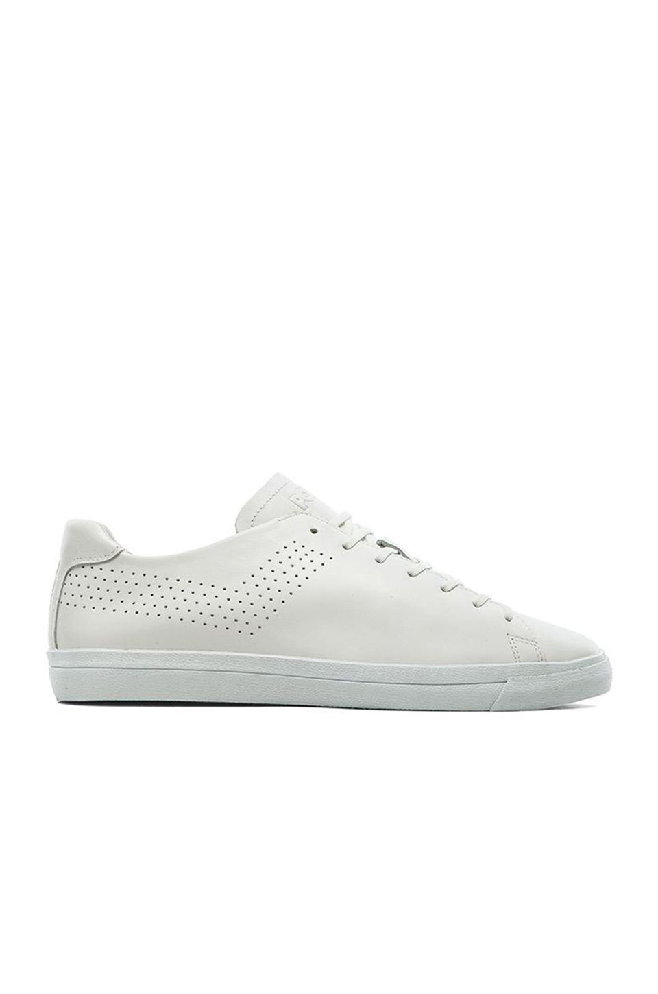 on sale e50f1 fd0cb Pony Topstar OX Deconstructed Leather in White White