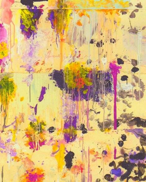 Cy Twombly, Abstraction on ArtStack #cy-twombly #art