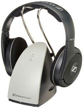 RF wireless headphones for TV